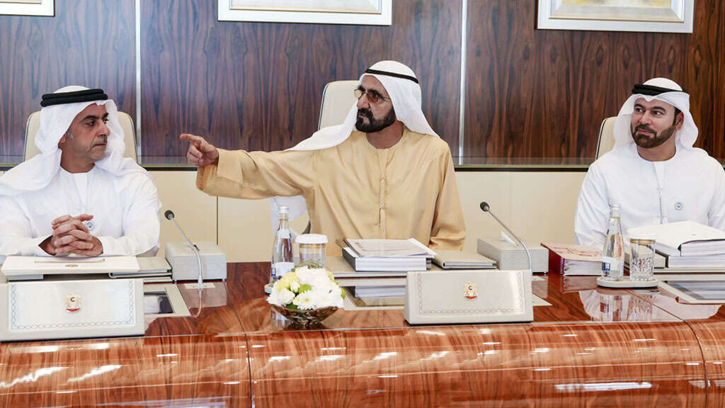 UAE Cabinet approves biggest-ever budget of Dh180B
