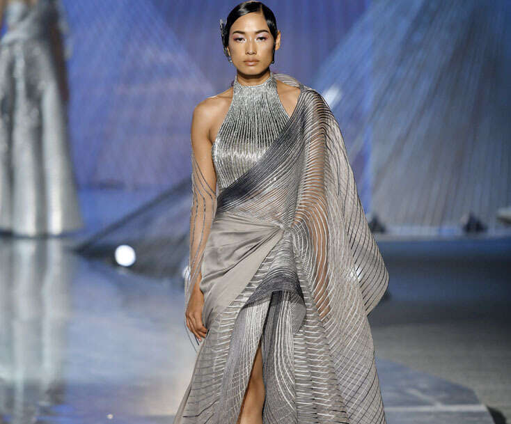 Meet The Designer Redefining Couture In India News Khaleej Times
