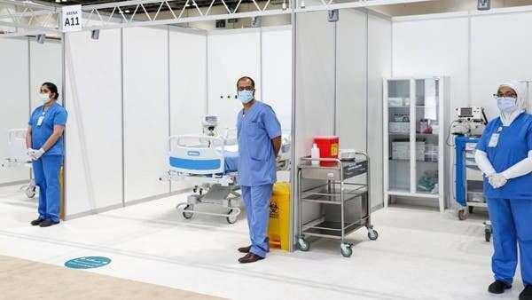 Coronavirus, 85%, UAE health workers, fighting, Covid19, satisfied, work,
