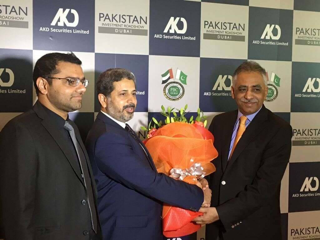 Pakistan offers good Investment opportunities