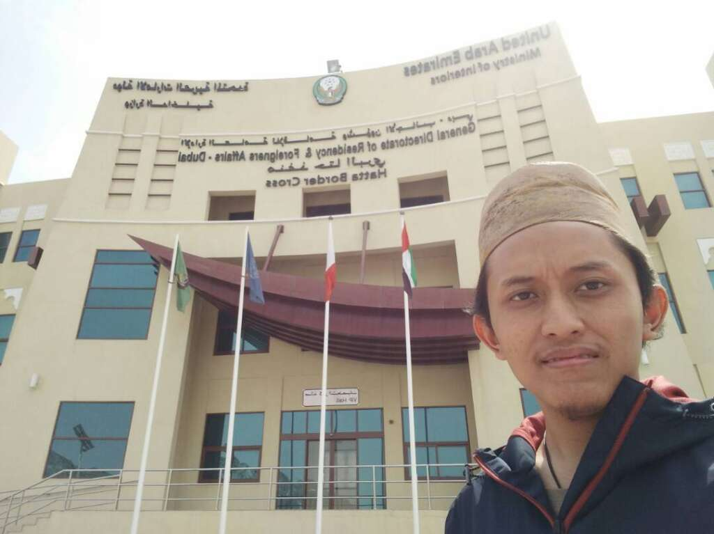 A year-long walk from Indonesia to Makkah