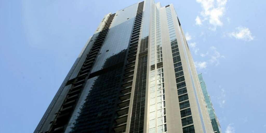 tenants, move back, dubai, 36 hours, fire, tower, duja tower