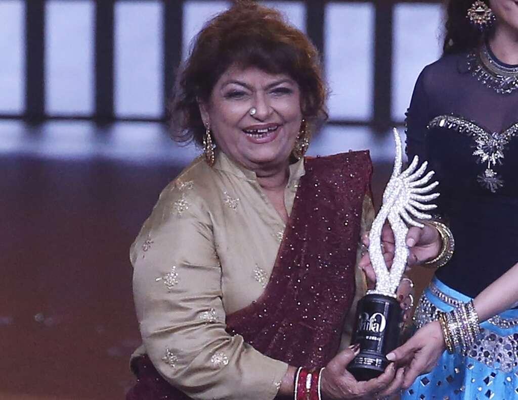 saroj khan, jab we met, bollywood, imtiaz ali, national award, kareena, obit