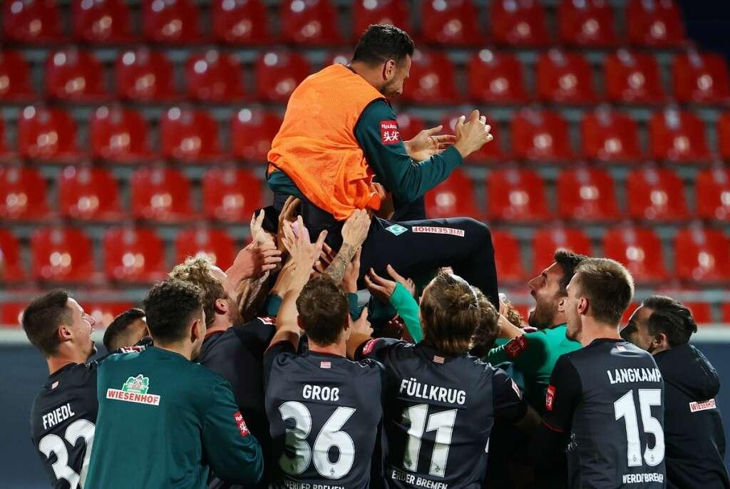 Werder Bremen, Bundesliga, Heidenheim, play-off, Germany