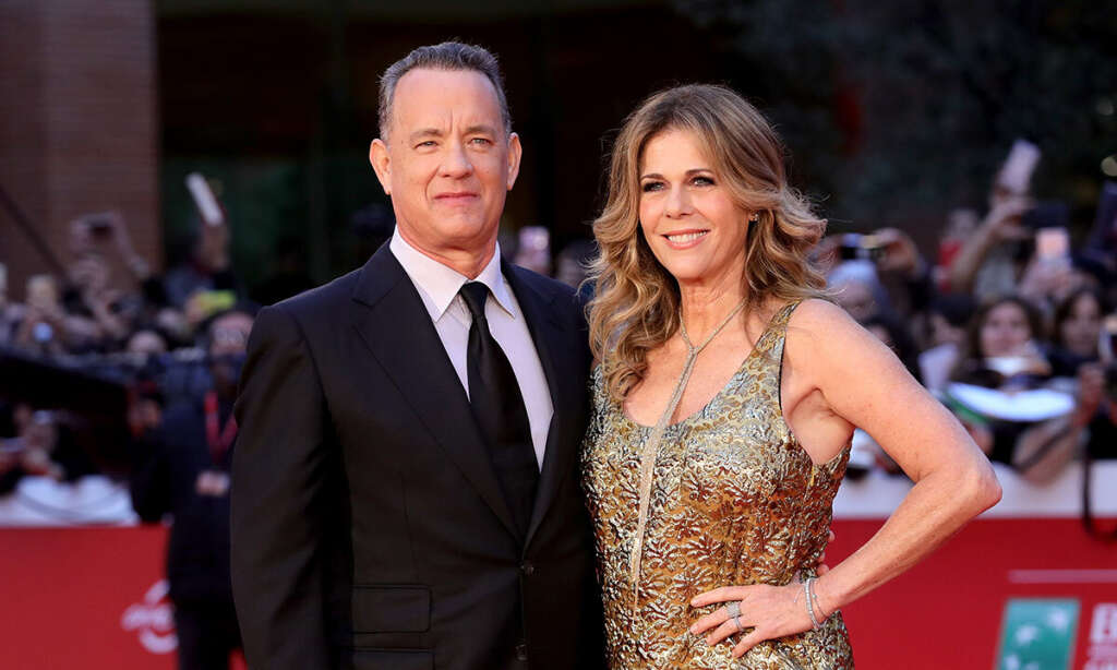 Tom Hanks, Rita Wilson, Covid-19, plasma, research