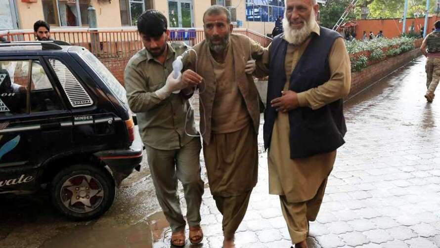 Kabul mosque blast, Friday prayers, Shir Shah-E-Suri Mosque