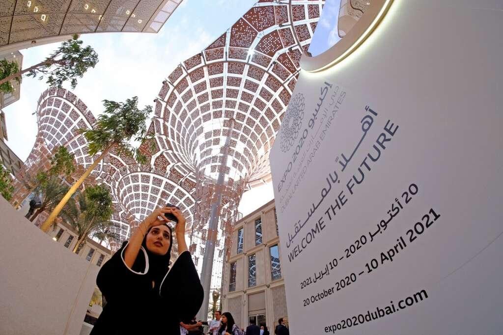 Video: Exclusive tour of the Dubai Expo 2020 site