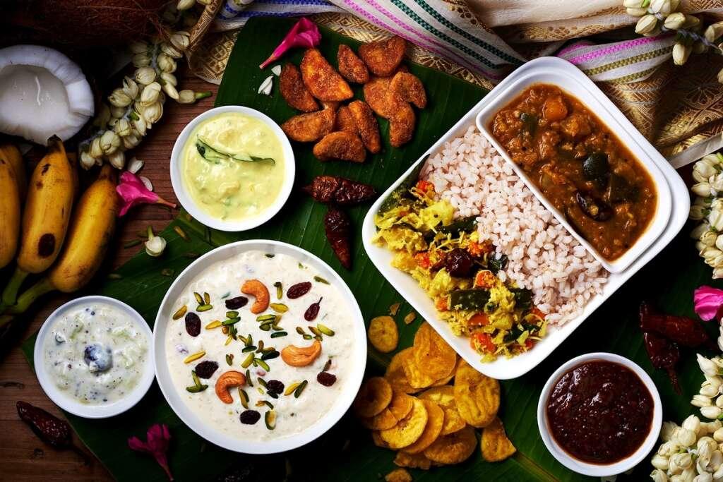 Emirates, Onam, Kochi, Thiruvananthapuram
