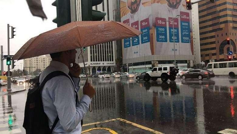 Rain brings fresh job openings in UAE