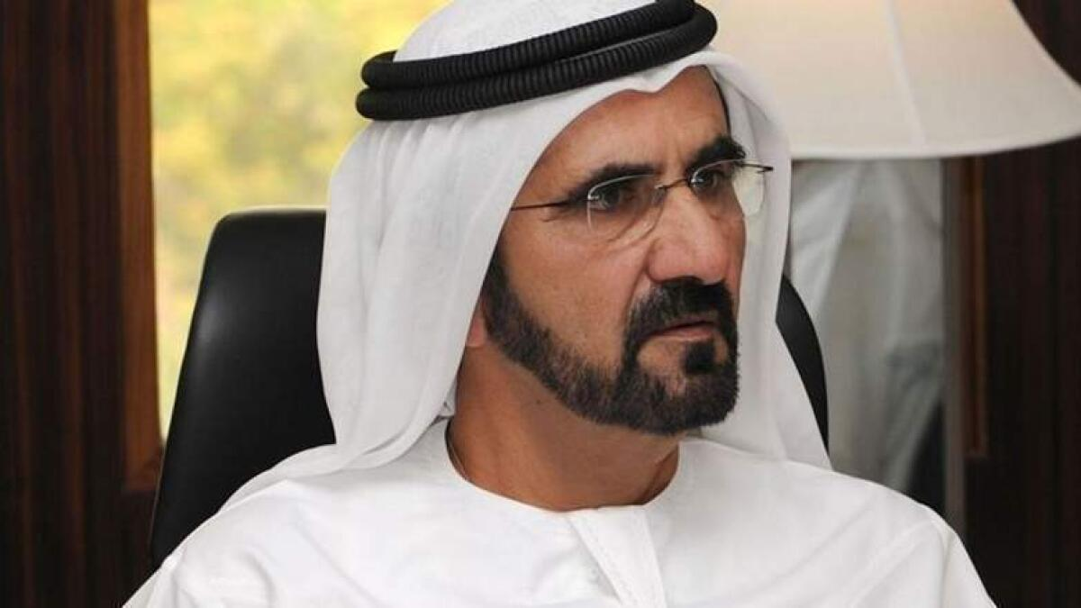 Arab youth prefer UAE over Canada, US: Sheikh Mohammed
