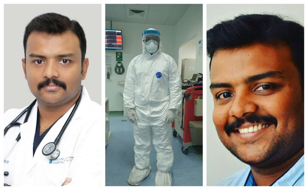 UAE-based doctor narrates ordeals in emergency ward