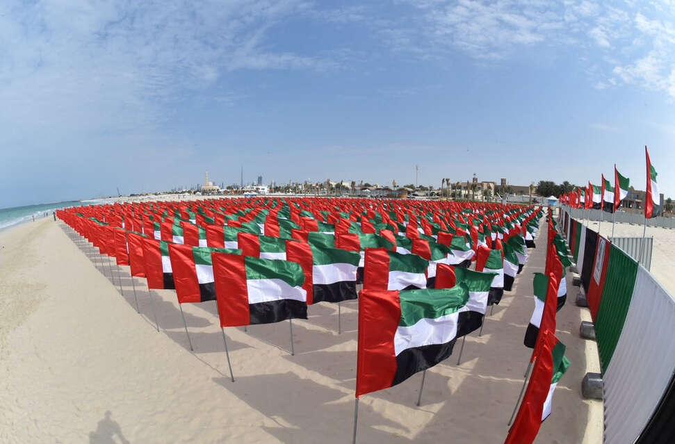 Spirit of nationalism prevails as UAE celebrates Flag Day