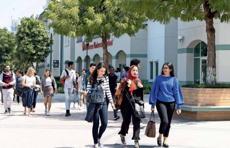Middlesex University Dubai: Unlock your potential and transform it into success