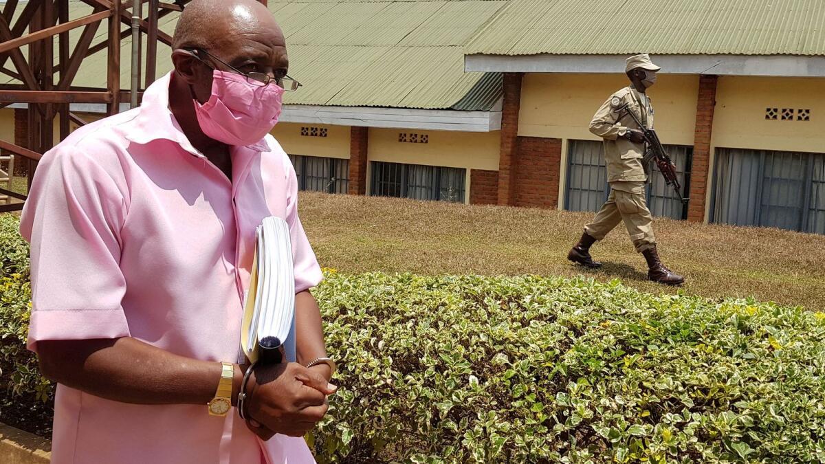 Rwandan court finds 'Hotel Rwanda' film hero Rusesabagina guilty of terror-related charges