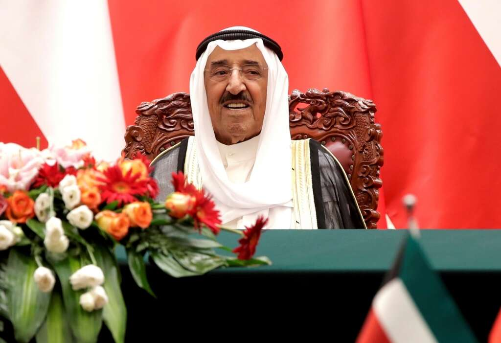 Kuwait, Crown Prince, call, reassuring, call, health, Sheikh Sabah, Amir