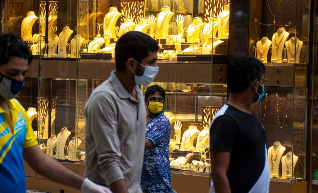 Coronavirus, Distressed, UAE expats, sell, small ,quantities, gold, prices, skyrocket