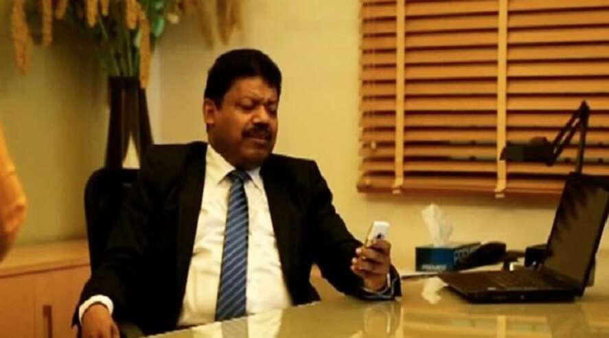 UAE-based Indian businessman C.C. Thampi arrested in Delhi