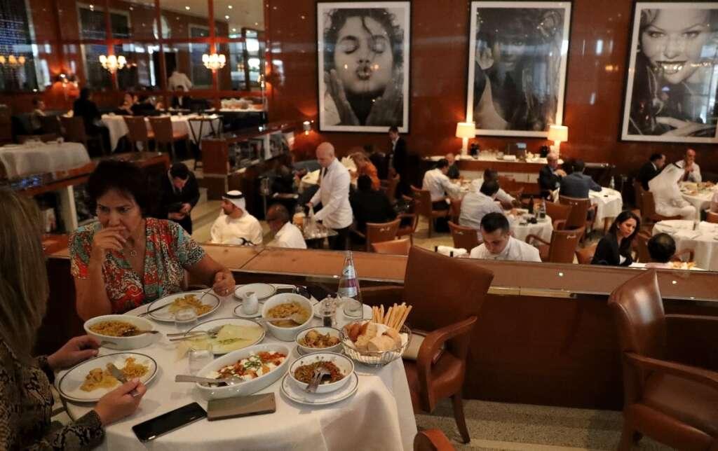 Dubais restaurant numbers continue to grow