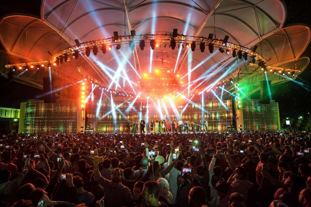 Global Village, virtual rock concert. Golba village, Rockin'1000, Fabio Zaffagnini, In the City
