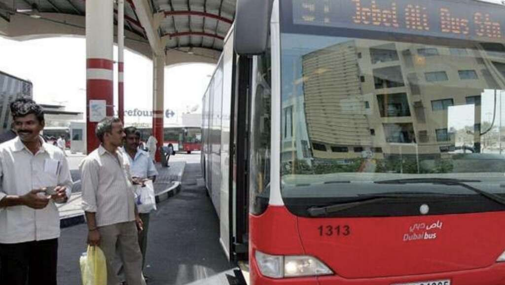 Two New Bus Routes To Global Village From Nov 1 Khaleej Times