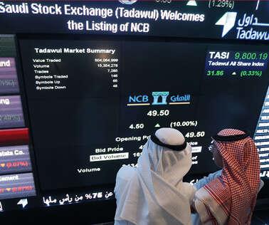 Saudi Arabia opens $585billion stock market to foreign investors