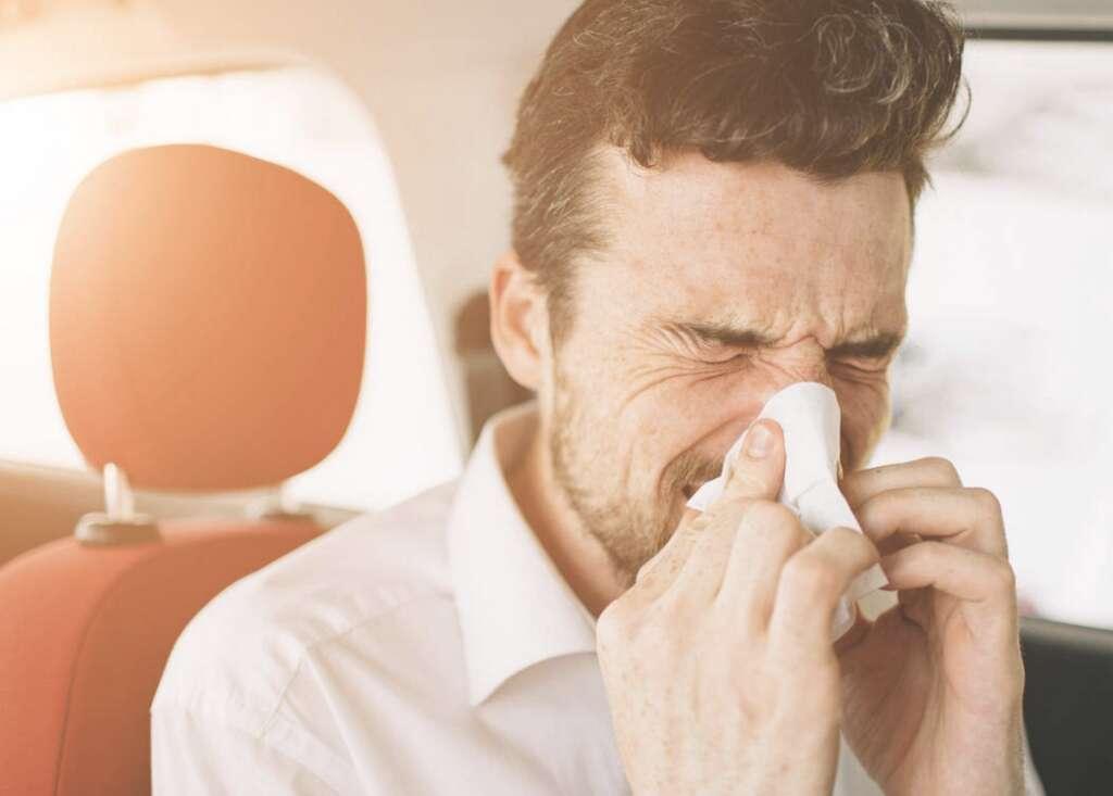 Common cold, flu, covid-19, coronavirus