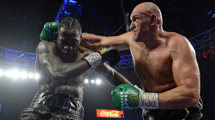 Fury-Wilder rematch to be pushed back due to coronavirus