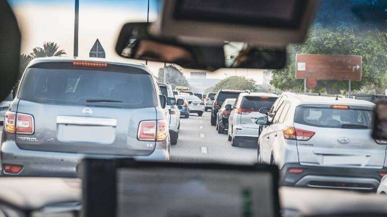 Police, Dubai, Traffic alert, UAE traffic