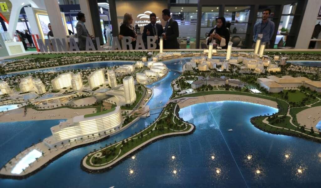 All roads lead to Cityscape Abu Dhabi