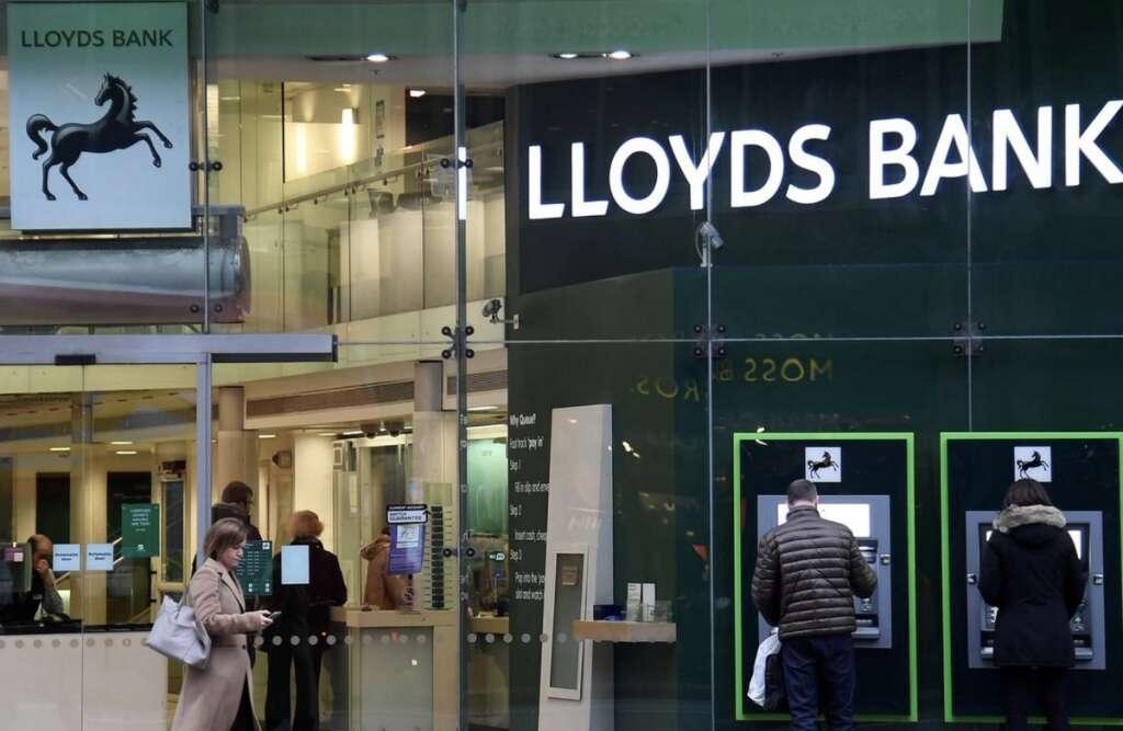 Coronavirus pandemic, Lloyds Bank, bailout