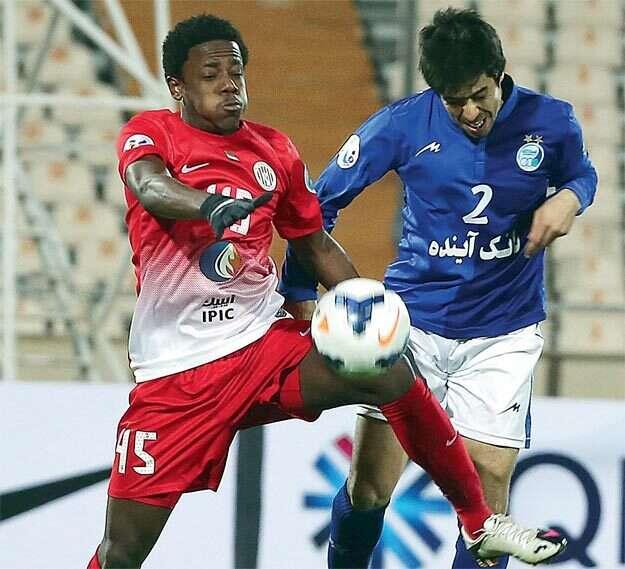 Al Jazira draw Esteghlal, stay unbeaten