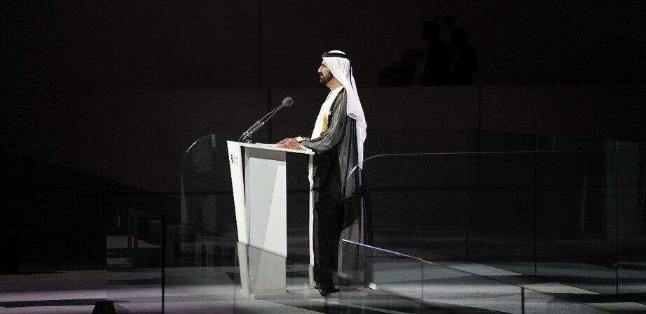 We welcome the world to Louvre Abu Dhabi: Sheikh Mohammed - Khaleej