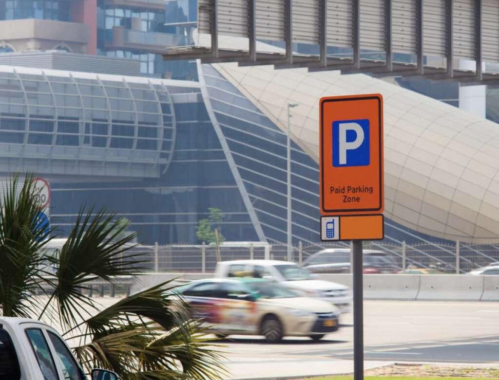 Free parking, four days, UAE, July 30,