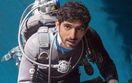 Do you know who Sheikh Hamdan follows on Instagram? - News