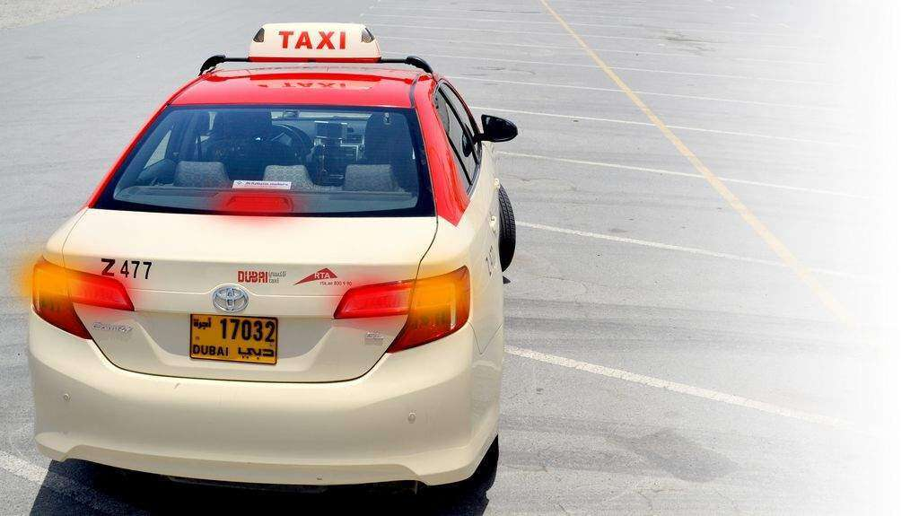 Dubai taxis now come loaded with Brake Plus anti-crash system