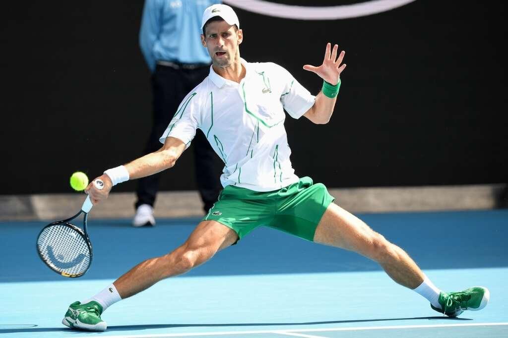 Plant-based diet works wonders for Djokovic