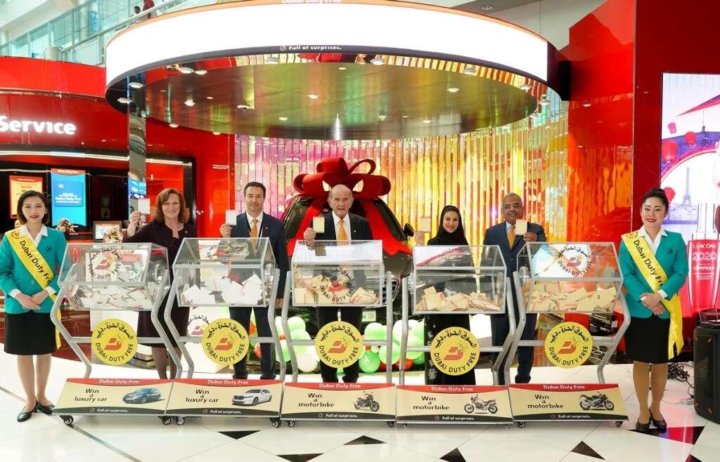 Dubai Duty Free Millennium Millionaire, American national, Dubai Duty Free, announces, first, $1 million, winner, 2020,