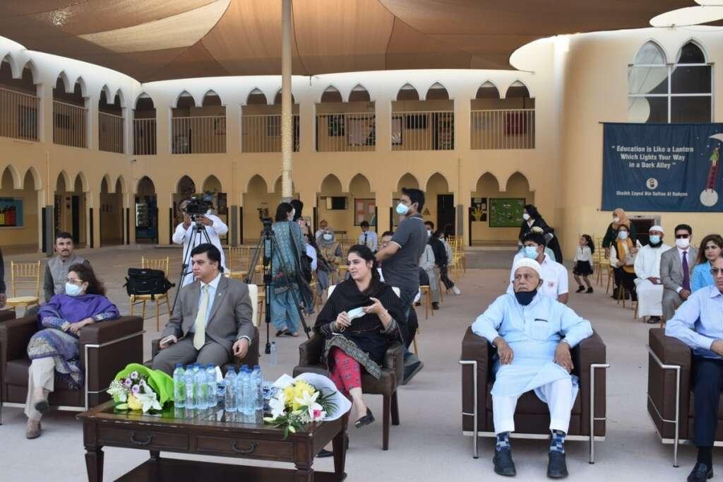 Dubai school, gets, Dh1 million, facelift, Pakistani consulate,