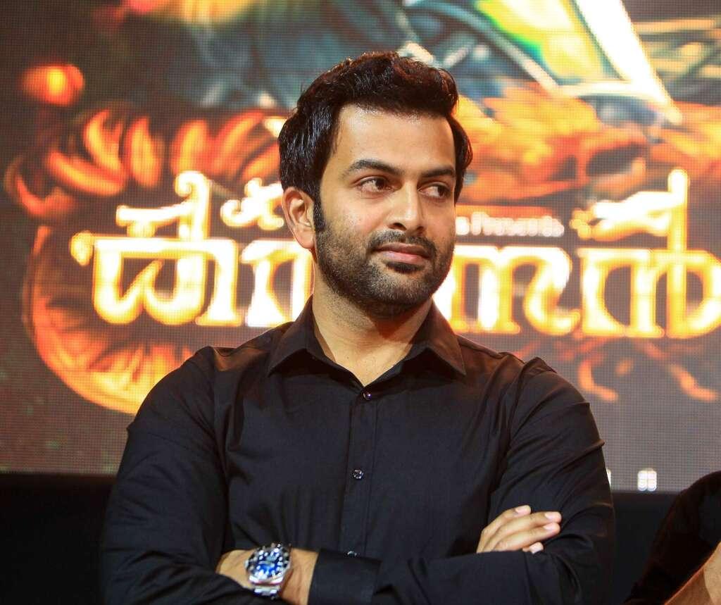 Prithviraj: The directors actor