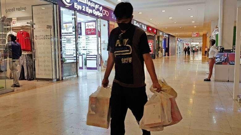 Abu Dhabi, summer, retail, campaign,