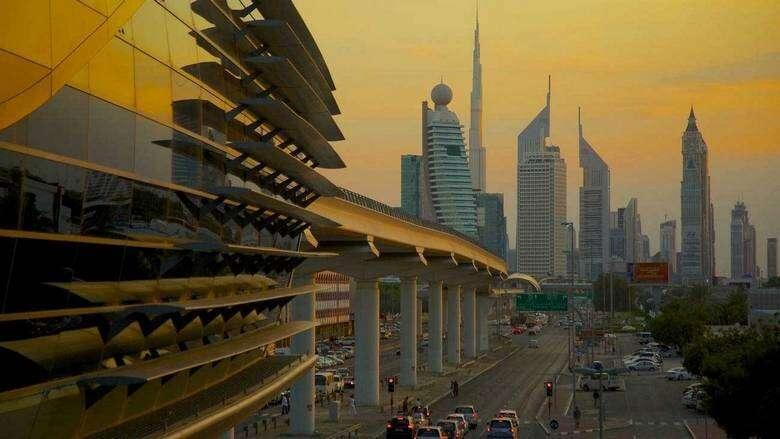 UAE, weather, hazy, sunshine, cloud, National Center of Meteorology, Dubai, Abu Dhabi