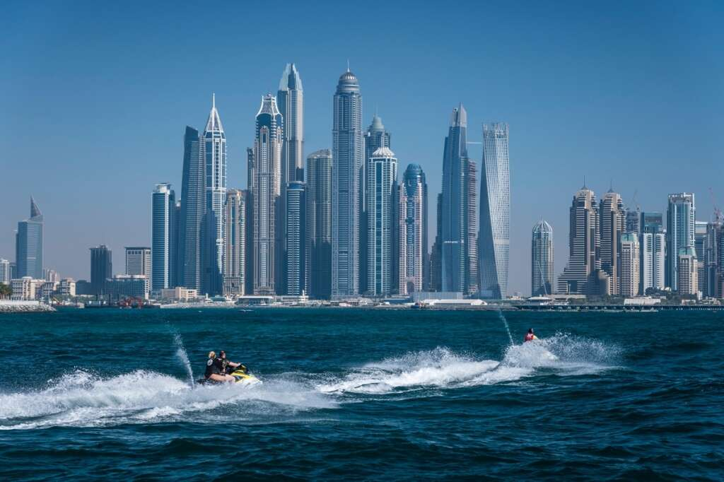 dubai, coronavirus, covid-19, reopening guidelines, Dubai Tourism, gym, fitness centre, pool, spa, sauna, jet ski, sky diving