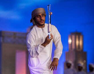 A show of culture, heritage at Fazza Championships - Khaleej
