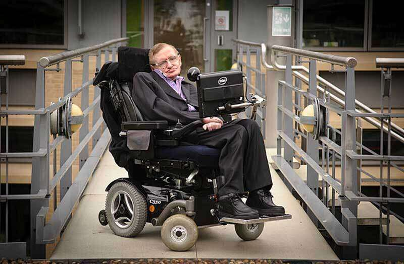 Stephen Hawkings thesis gets 2m hits in days; site crashes