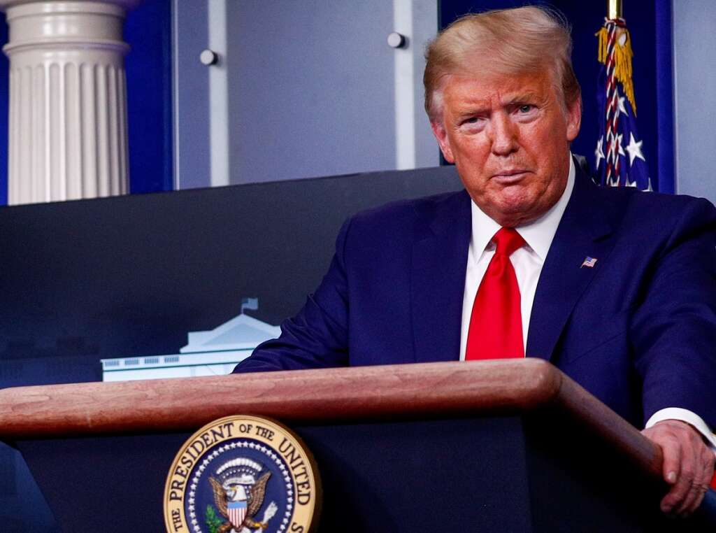 Donald Trump, United States, Brazil, Jair Bolsonaro, coronavirus, Covid-19