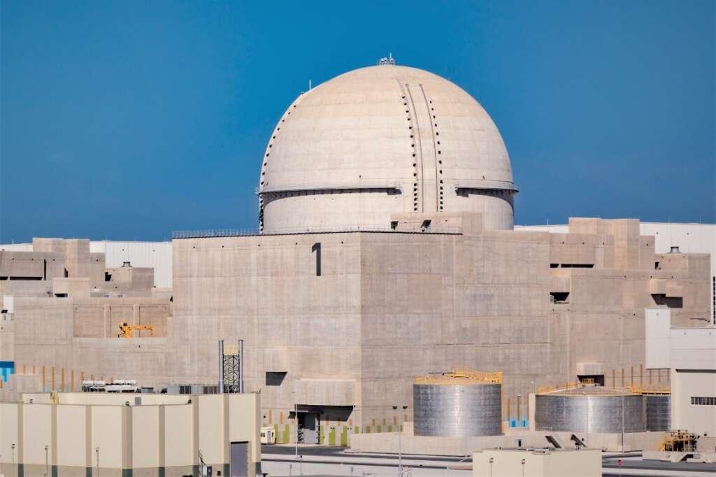 Barakah nuclear plant, reaches, 50% power capacity