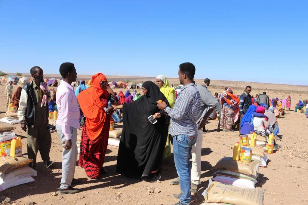 KT for Good, Woman, shelters orphans, saves, thousands, famine, Somalia