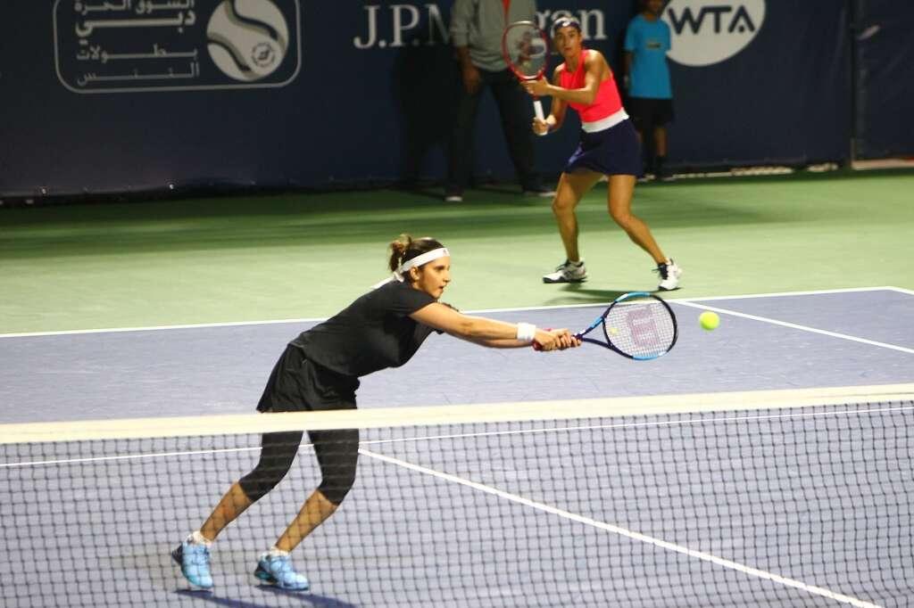 WTA Dubai Duty Free Tennis Championships