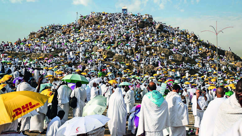Haj 2019: Make the most of the blessed Day of Arafat - News ...
