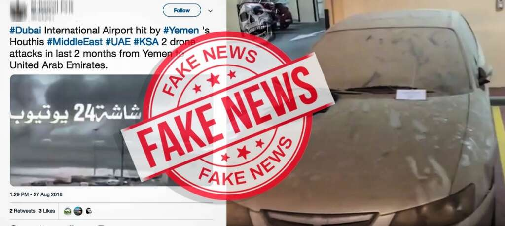Dh1 million fine for spreading rumours, fake news in UAE